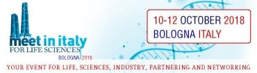 Meet in Italy for Life Sciences 2018